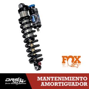 Fox DHX 3 / DHX 4 / DHX 5 muelle
