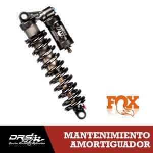 Fox DHX RC2 muelle
