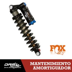 FOX DHX RC4 muelle