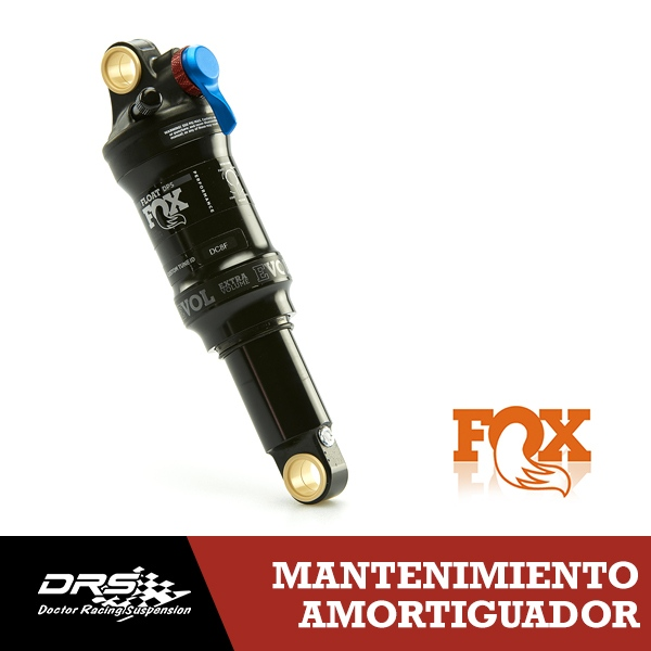 Mantenimiento completo Fox Float R, RL, RP, RPL, RP2, RP23