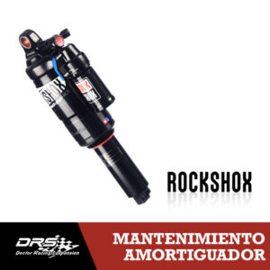 Rock Shox MONARCH PLUS R / RC3 DebonAir