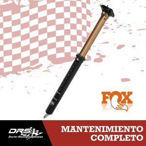Mantenimiento completo Fox Transfer