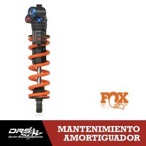 Fox DHX2 (versiones 2021-2022)